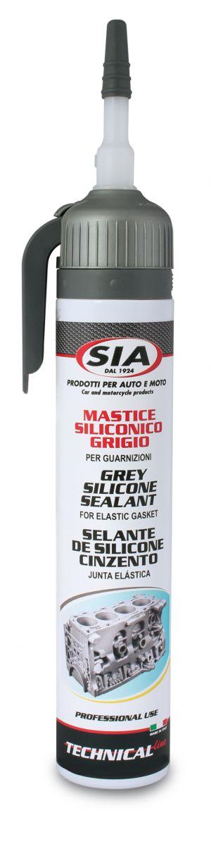 Mastice siliconico grigio 1025-B