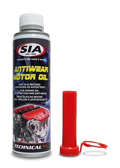 Antiwear motor oil 2320