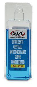 Detergente per cristalli e lavafari super concentrato -70°C - 5052P Monodose 50 ml.
