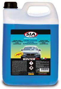 Detergente per cristalli e lavafari super concentrato -70°C - 5057P Canestro 5 lt.
