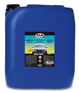 Detergente per cristalli e lavafari super concentrato -70°C - 5058P Canestro 20 lt.