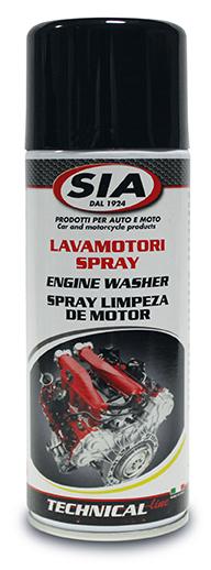 Lavamotori spray 8528