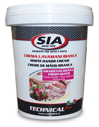 Crema lavamani bianca 9020