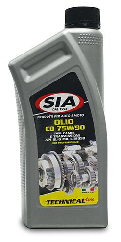Olio per cambi e trasmissioni CD 75W/90 9401