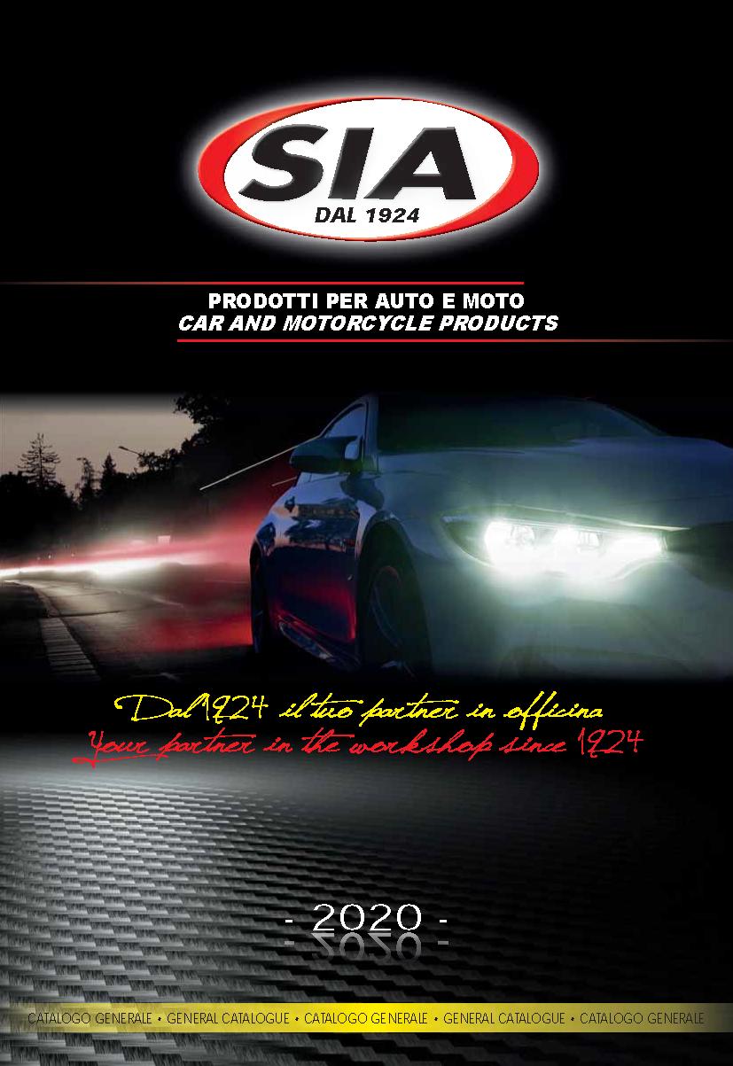 Catalogo 2020 SIA